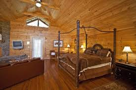 cowboy bedroom tellico plains cabin rentals cowboy lodge
