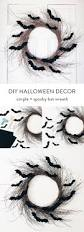 Easy Halloween Wreath by Best 25 Halloween Home Ideas Only On Pinterest Halloween Home