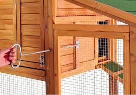 Advantek Stilt House Rabbit Hutch Amazon Com Merax Chicken Coop Wooden House Cage For Small
