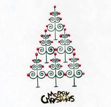 simple drawings for christmas cards u2013 merry christmas u0026 happy new
