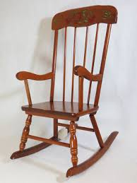 Rocking Chairs For Sale Wood Rocking Chair Foral