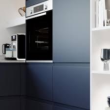 navy blue kitchen cabinets howdens clerkenwell matt navy kitchen fitted kitchens howdens