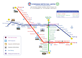 The L Train Map Hyderabad Metro Rail Timings Route Map Ticket Price Metro Pass
