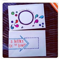 Decorated Best 25 Decorated Envelopes Ideas On Pinterest Envelope Art
