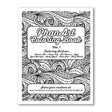 the phanart coloring book phanart music art community
