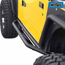 nerf bars u0026 running boards for jeep tj ebay