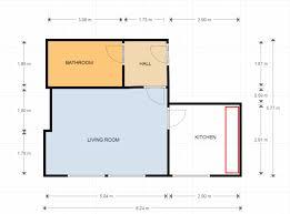 Plumbing Floor Plan Plumbing Moving Kitchen Opposite Bathroom Home Improvement
