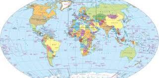 world politic map maps the world political map diercke international atlas