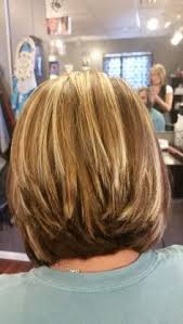 bob haircut with low stacked back shoulder length long bob hairstyles back view picture best hairstyle gallery 2016