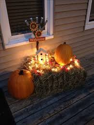 Outdoor Decorations For Fall - my outside decor for fall for the home pinterest