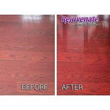 rejuvenate 32oz pro wood floor restorer satin finish and