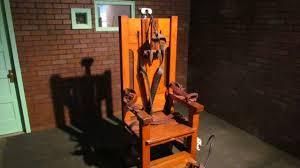 l histoire de la chaise électrique
