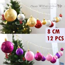 White And Gold Christmas Decorations Nz by Orange Christmas Ornaments Balls Nz Buy New Orange Christmas