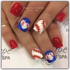 nail designs cute nails designs pinterest baseball nails