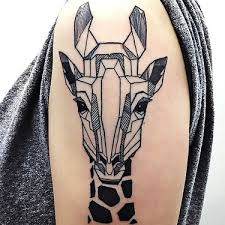 awesome dark horse tattoo idea