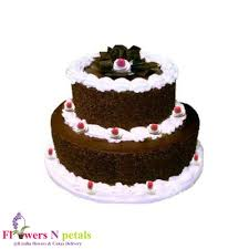 online birthday cake online flowers cakes delivery 2 tier black forest cake 3 kg