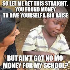 Mo Money Meme - sound familiar imgflip