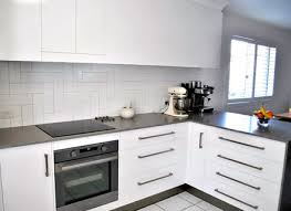Homebase Kitchen Tiles - cambridge tile splashback from homebase kitchen tiled splashbacks