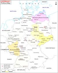 Mannheim Germany Map by Maps Of Germany In Map Germany And Belgium Evenakliyat Biz