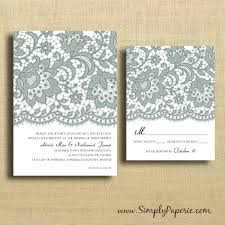 vintage lace wedding invitations simply paperie