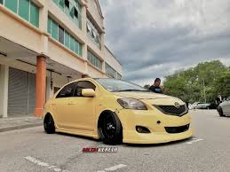 vios vios cream modified share my ride gk066 galeri kereta