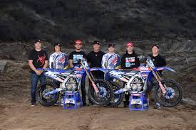 Bpmx Home Dept Yamaha Signs With Shot Race Gear Transworld Motocross