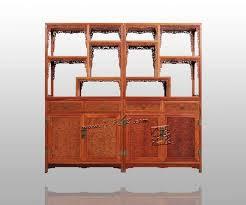 combin bureau biblioth que acajou palissandre combiné bibliothèque chinois meubles salle d