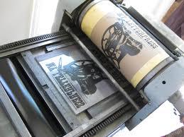 letterpress printing letterpress glossary relief printing paisley dog press