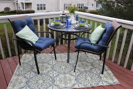 Outdoor Furniture For Small Patio by 6 Steps To Creating An Outdoor Oasis For A Small Patio