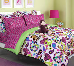 green bedding for girls total fab green and purple bedding sets