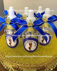 royal prince baby shower favors 12 small 3 5 royal blue baby shower favors