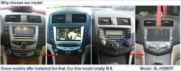 2003 honda accord radio for sale cheap honda accord 2 a c 2003 2007 car dvd gps radio 7 hd