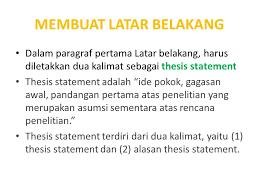 membuat latar belakang kti langkah langkah dalam penyusunan proposal penelitian ppt download