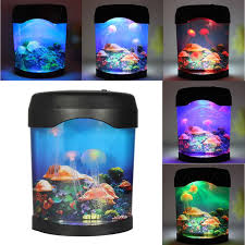 color changing led fish tank lights color changing led night light jellyfish fish tank sea world