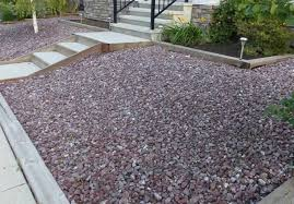 types of landscaping rocks different kinds of decorative
