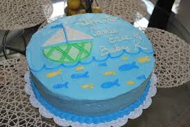 karas cakery blog u203a sailboat baby shower cake