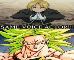 Broly Meme - same voice actor of broly and edward by keyblademagicdan on deviantart