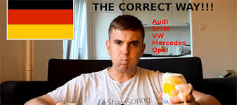 how to pronounce audi how to pronounce german car names by a german prankies
