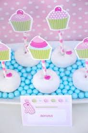 Baking Favors by A Sweet Pink Cupcake Baking Birthday Baking Birthday