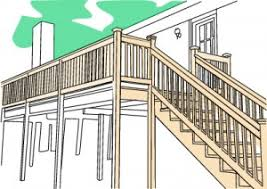 Landing Handrail Height Balustrades U0026 Handrail Requirements The Building Code Of