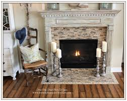 interior appealing fireplace candelabra with mantle and antique