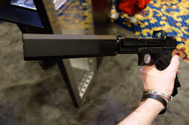 Zev Technologies Custom Glockworx Glock 17 G17 9mm Pistol With