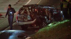 police 4 dead in crash on i 94 in st clair shores baby survives