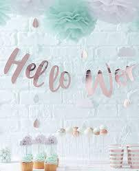 baby shower supplies 17 best hello world baby shower images on baby shower