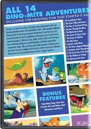 amazon com the land before time the complete collection helen