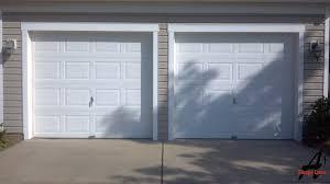 Overhead Garage Door Charlotte by Charlotte Nc Garage Doors Repairs Installations Residential Commercial