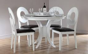 kitchen tables sets classic dining room design with round brown