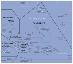 the pacific and antarctica