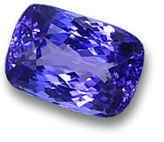 light blue gemstone name blue tanzanite gemstone jpg