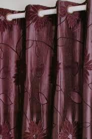 Aubergine Curtains Atlanta Eyelet Aubergine Curtains Harry Corry Limited